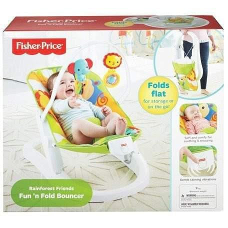 Fisher-Price Fold and Go Babysitter:Babydeals.se