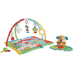 Fisher-Price Puppy n Pals Learning Babygym