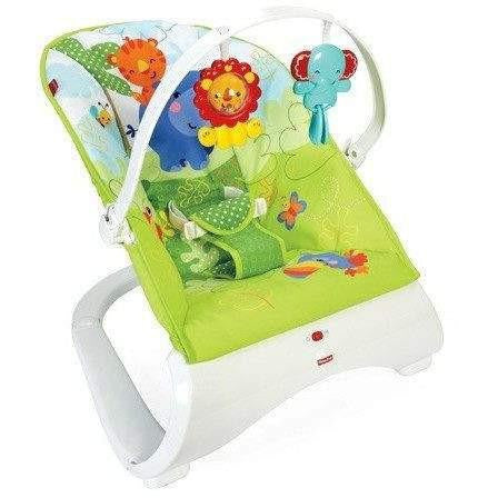 Fisher-Price Rainforest Friends Comfort Curve Babysitter