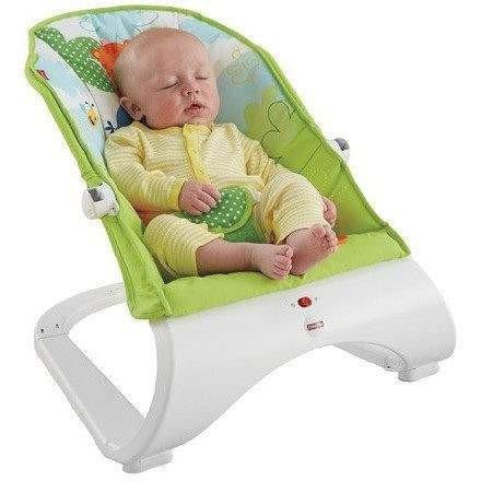 Fisher-Price Rainforest Friends Comfort Curve Babysitter:Babydeals.se