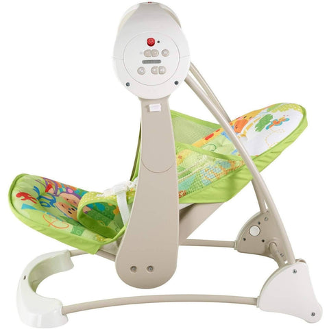 Fisher-Price Rainforest Take Along Swing & Seat, Babysitter:Babydeals.se