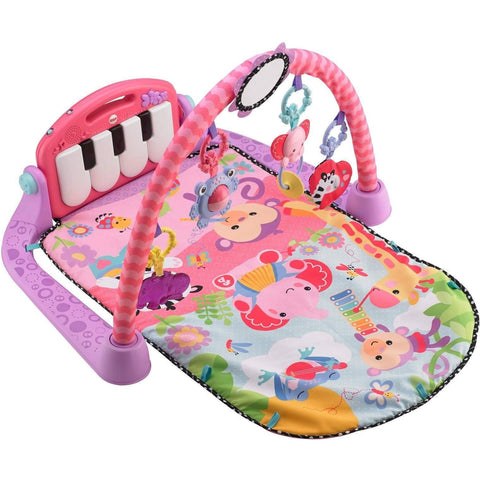 Fisher-Price Rosa Kick and Play Piano Babygym:Babydeals.se:Babygym:[availability]