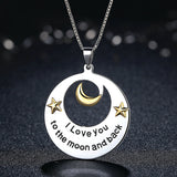 I Love You To The Moon And Back - Cloud Inc Store