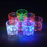 Set of LED  Bar Shot Plastic Luminous Glass - Cloud Inc Store