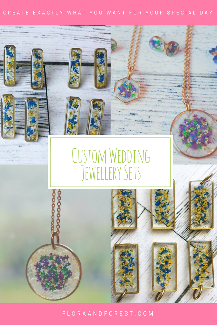 custom jewellery wedding packages