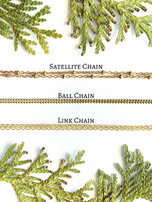 Replacement Chain for Necklaces
