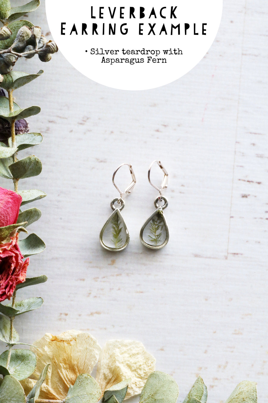 Made To Order: Dangle Earrings