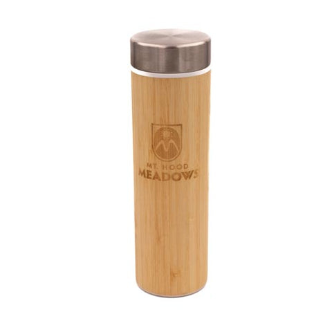 Bamboo Insulated 24 oz Water Bottle