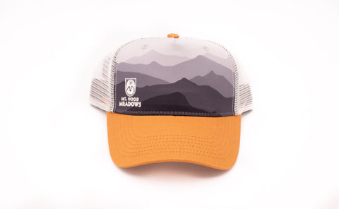 Mountains of the West Trucker Hat