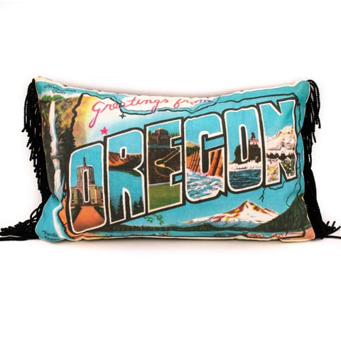 Oregon Pillow