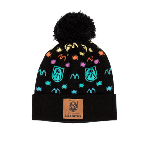 Kids Party Beanie with Pom