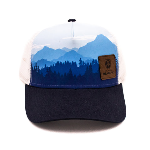 Blue Vista Baseball Cap