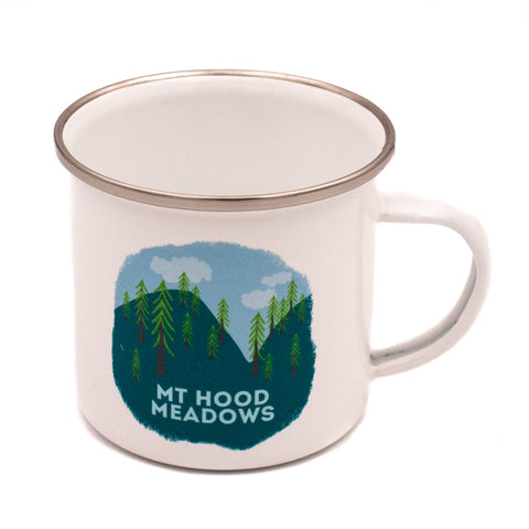 Mt. Hood Meadows Camp Mug