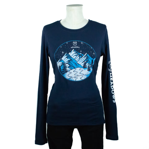 Women's Winter Moon Shirt