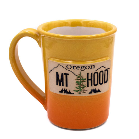 Sunset Mt Hood Mug