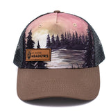 Rustic Sunrise Trucker Hat