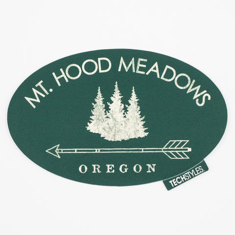 Emerald Meadows Sticker