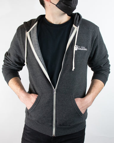 The Standard Hoodie (Charcoal)