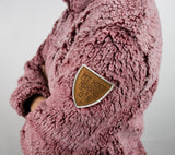 Women's Frosted Sherpa Pull-over