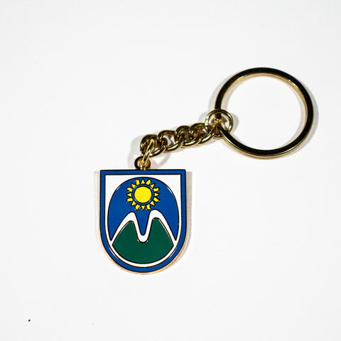 Shield Key Chain