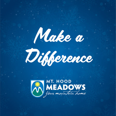 Make a Difference Package