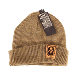 Wool and Cork Beanie