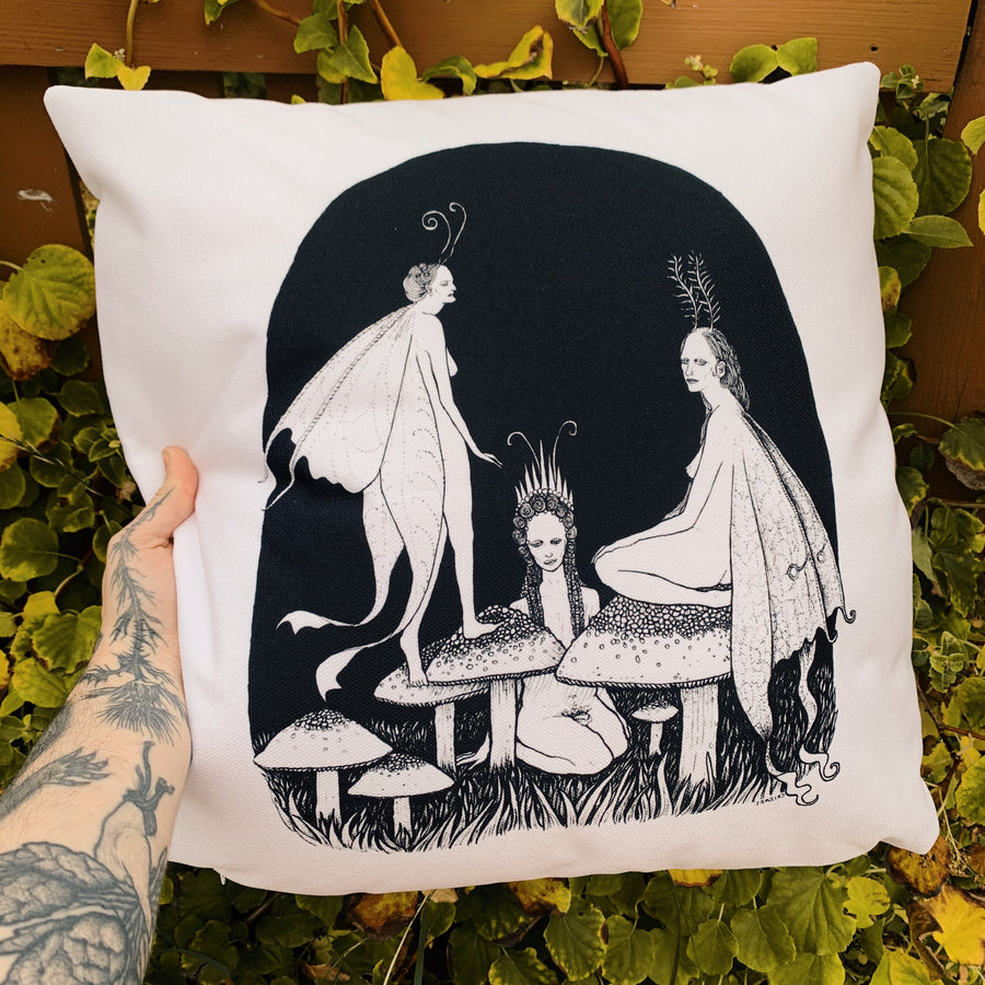 Faeries Pillow