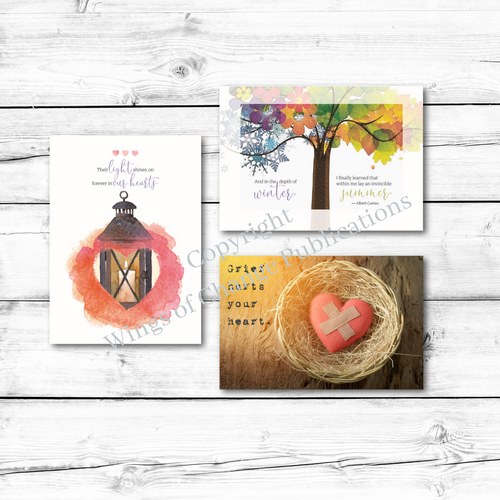 ZC1001  Bereavement Card Bundle
