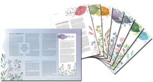 ZN1001 Tending Grief Newsletter Series Bundle Pack (50 issues of all 7 issues in series)