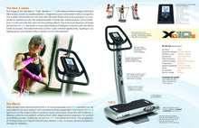 DKN Xg10 PRO Series Extreme Whole Body Vibration Plate - My Vibration Plate