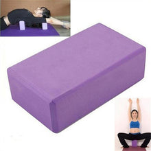 New Yoga Props Foaming Foam Block Brick Home Exercise Gym Training Fitness Tools - My Vibration Plate