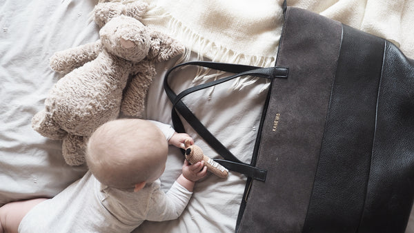 All baby essentials for newborn arrival
