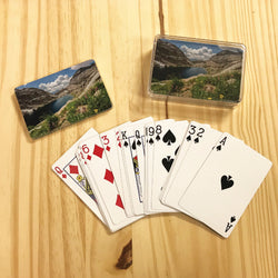 Pack of 8 Custom Printed Playing Cards