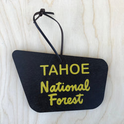 Tahoe National Forest Ornament