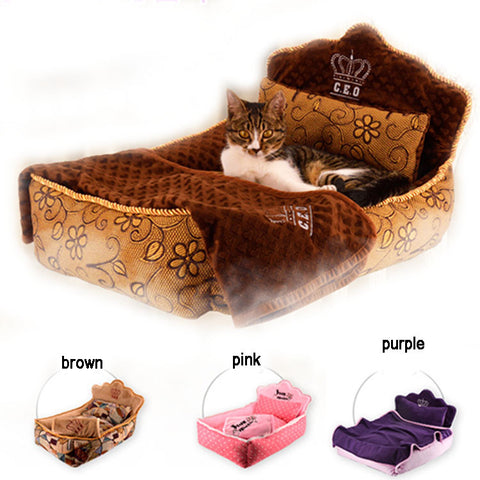 Luxury Princess puppy sofa and bed