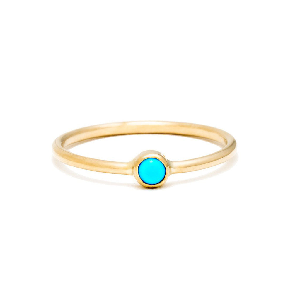 Turquoise Stacking Ring