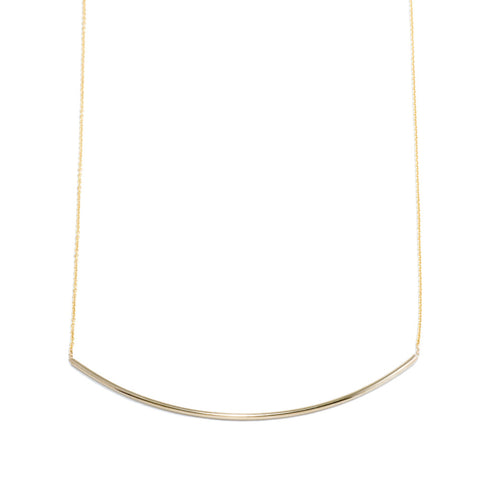 The Classic Bar Necklace