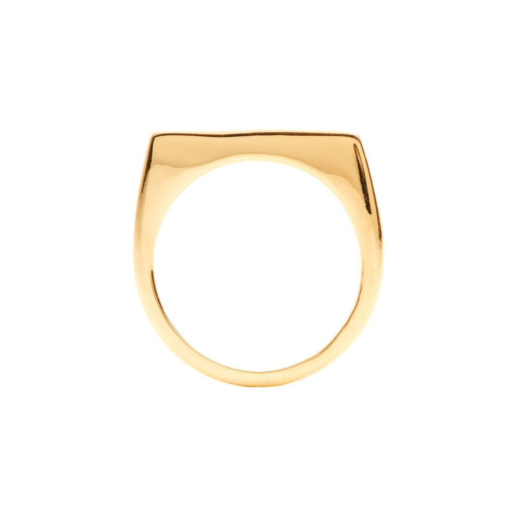 Geo Stacking Ring | Square