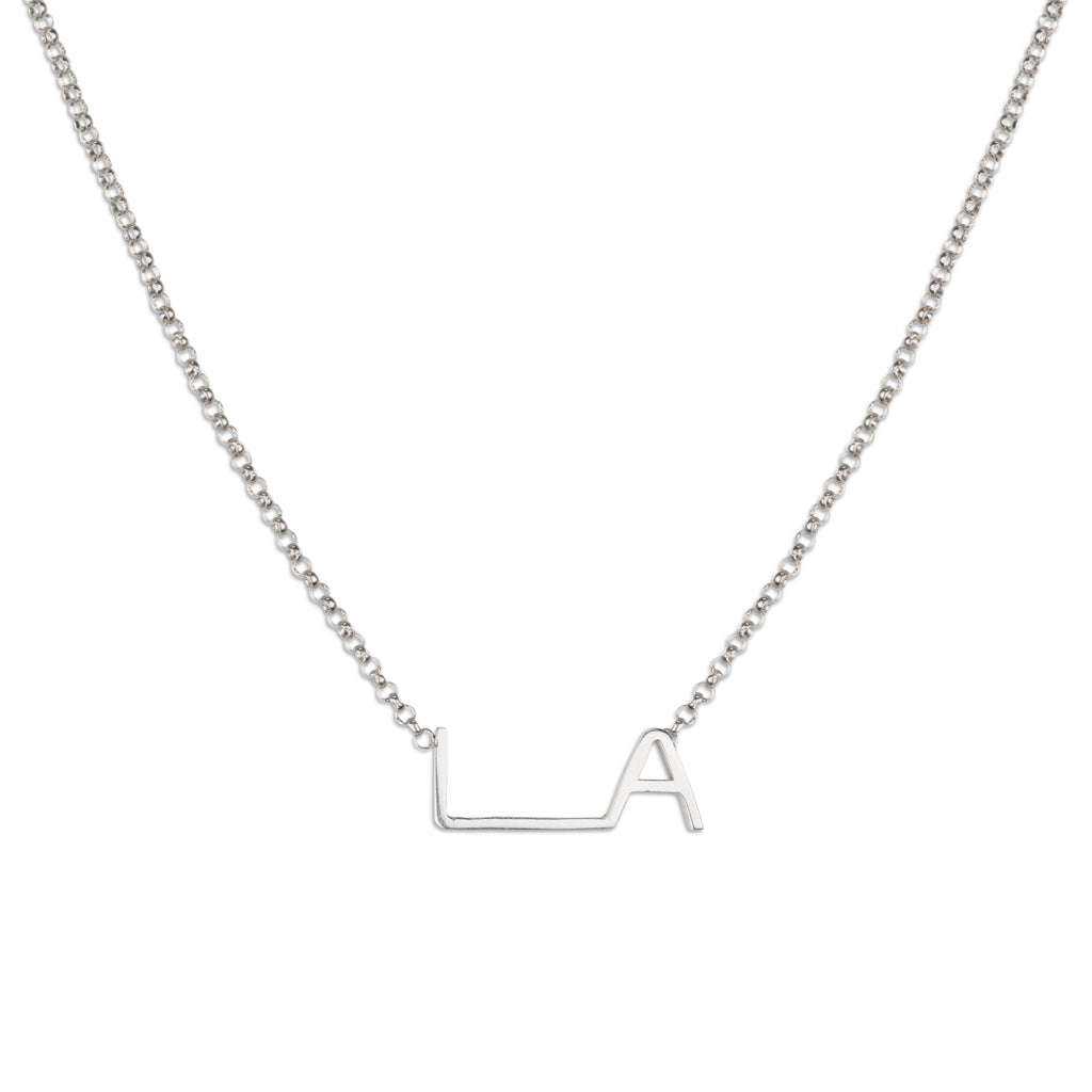 LA ORIGINAL NECKLACE - STERLING SILVER