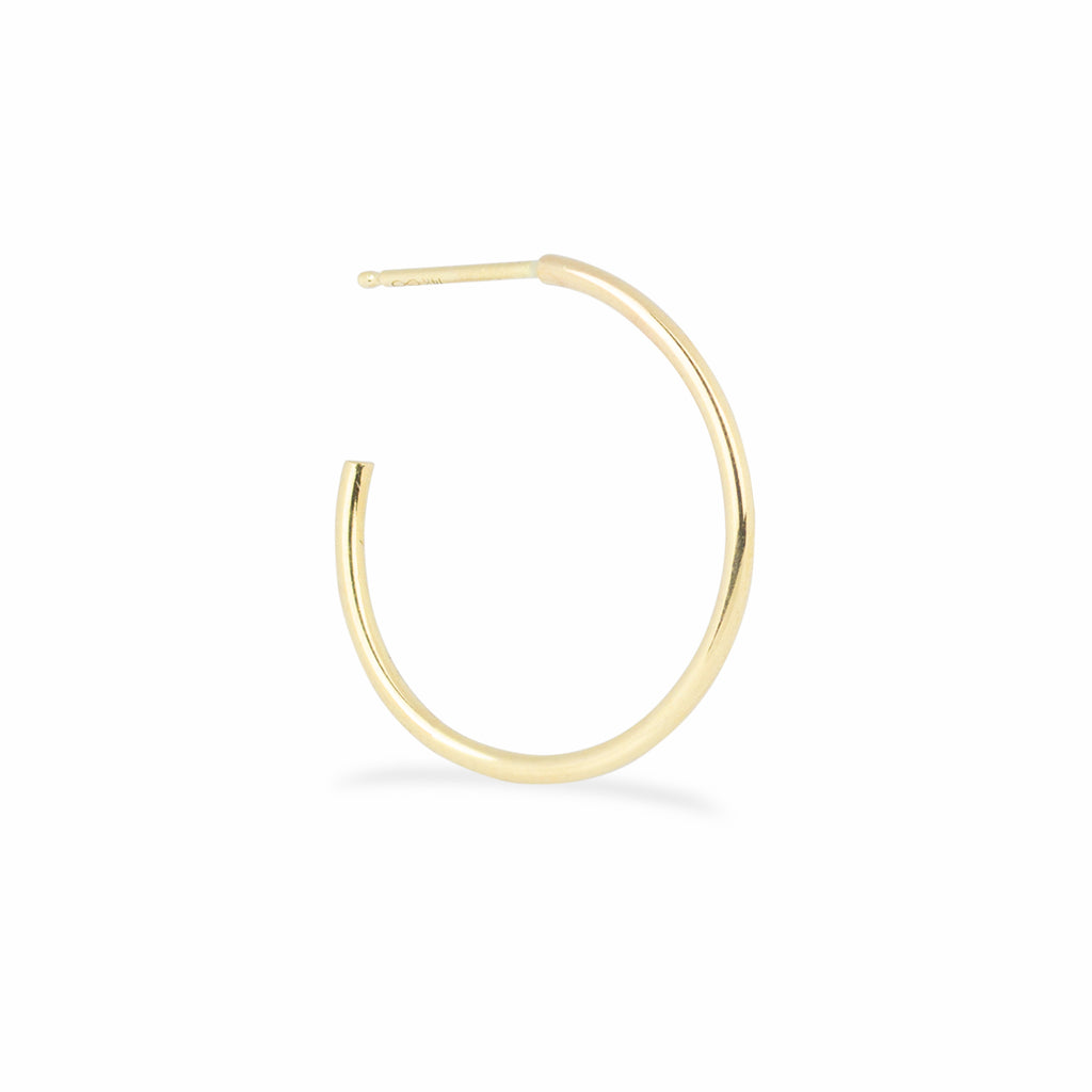 Crescent Hoop - Medium