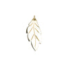 20TH ANNIVERSARY LEAF PENDANT WITHOUT CHAIN