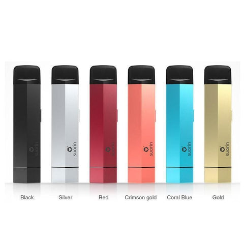 Suorin Edge Pod Kit Pod Systems LA Vapor Wholesale