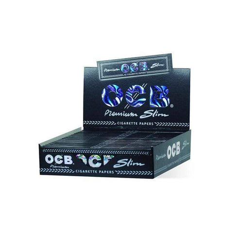 OCB Premium Slim Size Alternative LA Vapor Wholesale