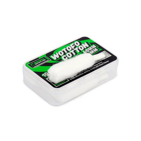 Wotofo Profile Agleted Cotton (10/pack) Accessories LA Vapor Wholesale