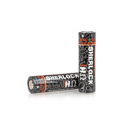 Hohm Tech Battery 47.8A Sherlock Hohm 20700 Accessories LA Vapor Wholesale