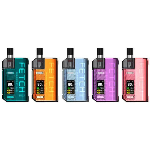 SMOK FETCH PRO 80W Pod System Kit Pod Systems LA Vapor Wholesale