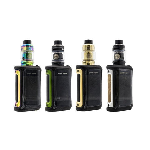 Geek Vape Aegis X 200W Kit Zeus Edition Full Kits - Tax Exempt LA Vapor Wholesale