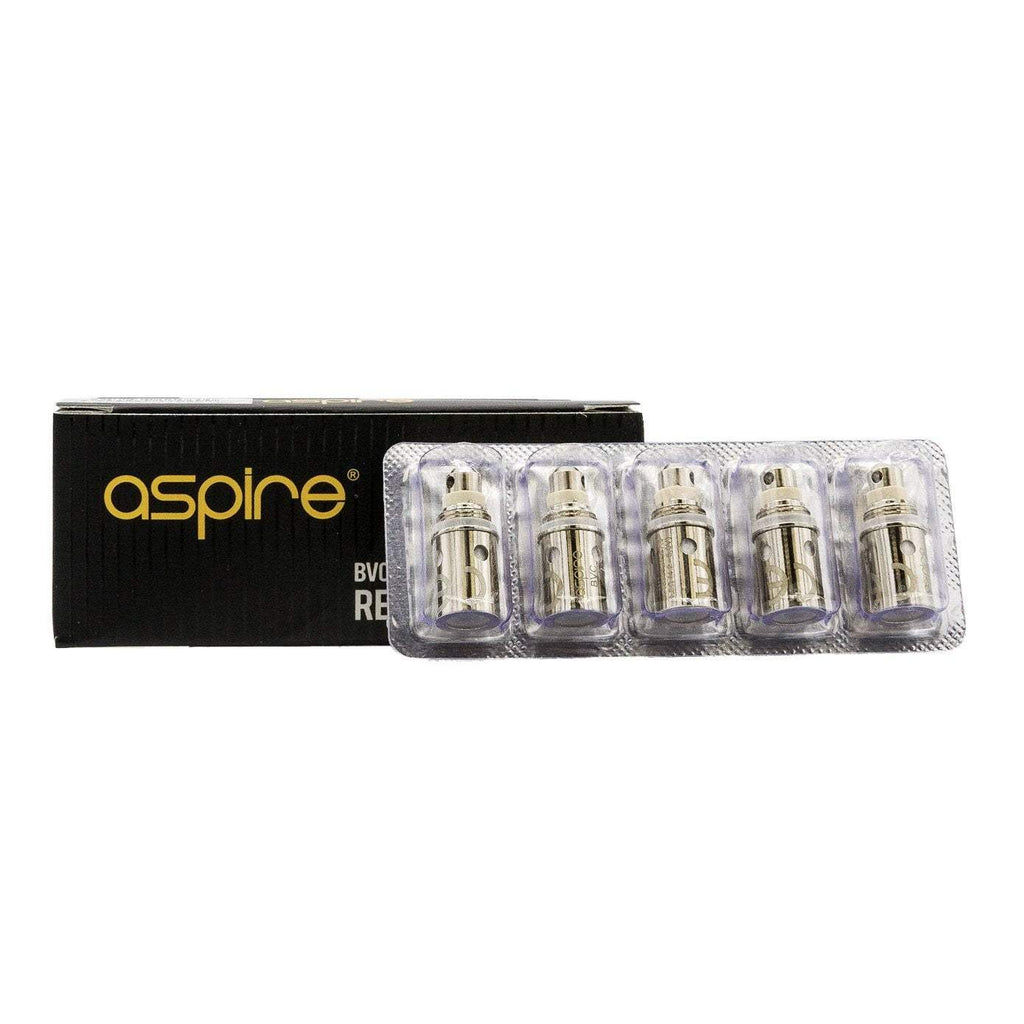 Aspire BVC Coils (5-pack) Coils LA Vapor Wholesale