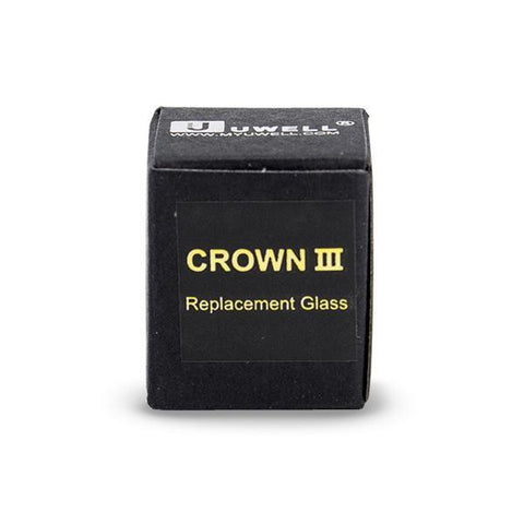 Uwell Crown 3 Replacement Glass Accessories LA Vapor Wholesale