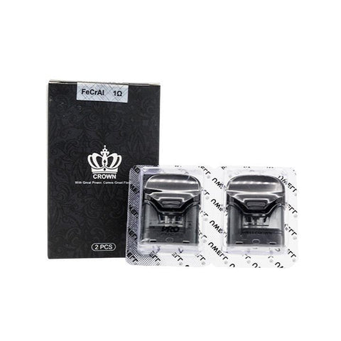 Uwell Crown Replacement Pods Accessories LA Vapor Wholesale
